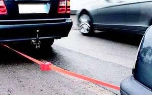 Правила буксировки автомобиля с АКПП с фото