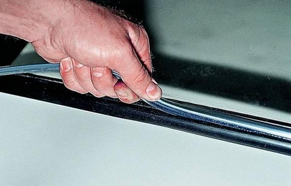 Как поменять лобовое стекло на ваз 2107 MasteraVAZa