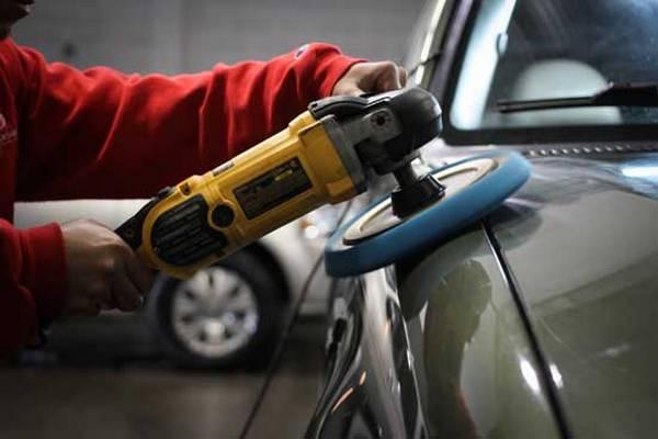 Пять правил полировки лакокрасочного покрытия автомобиля - фото