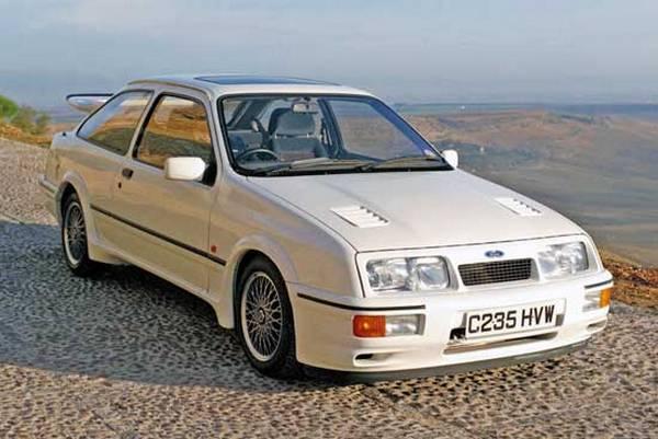 О качественно новом тюнинге эпохального автомобиля Форд Сиерра с фото