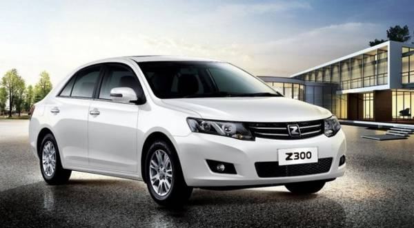 В Россию прибыли новые модификации Zotye T600 и Z300