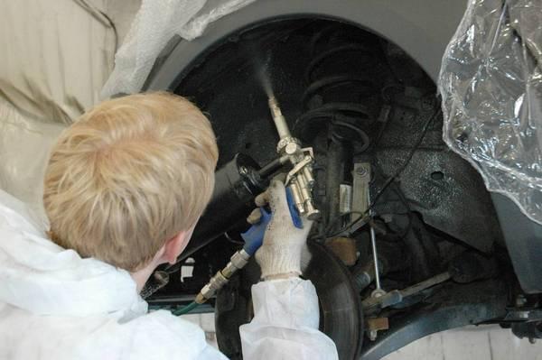 Защита автомобиля от коррозии: оберегаем свой автомобиль самостоятельно с фото